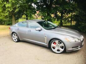 2008 Jaguar XF 4.2 V8 Supercharged SV8 Saloon 4dr Petrol Automatic (299
