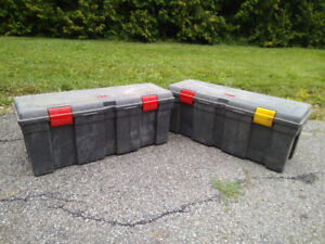 Rubbermaid - boîtes à outils - Tool Boxs