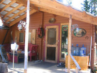Cabin for sale Headwaters Lake #2 Peachland