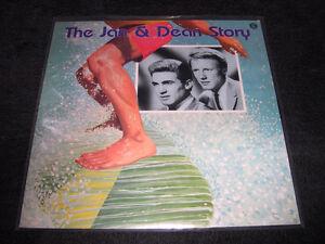 Jan & Dean - The Jan & Dean Story (1979) LP vinyl Surf music