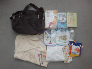 Baby Bag and  Baby Items
