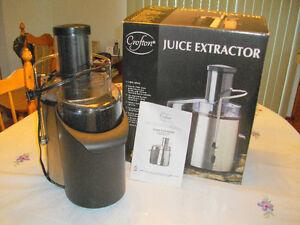 2 speed heavy duty juice extractor