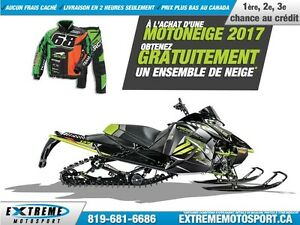 2017 Arctic Cat XF 9000 CROSS COUNTRY LIMITED (137)