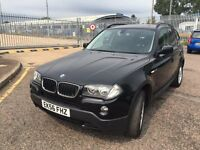 BMW X3 2.0 d SE 5dr 2006 (56) - WITH FULL SERVICE HISTROY & LONG MOT ***4395***