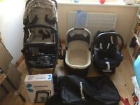 Uppababy vista set
