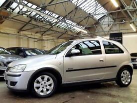 2006 Vauxhall Corsa 1.2 i 16v SXi+ Hatchback 3dr Petrol Manual (139 g/km,