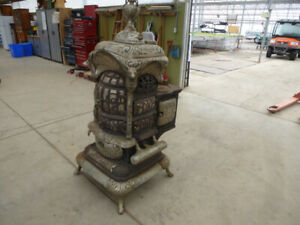 wood stove or parlour stove