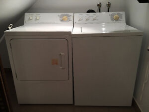 WASHER/DRYER SET work GREAT! - MONTREAL