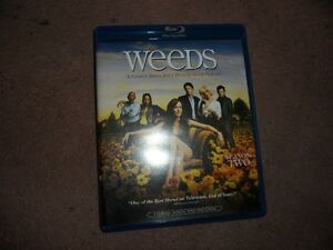 Season 2 of Weeds on Blu-ray