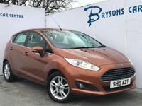 2015 15 Ford Fiesta 1.0 ( 100ps ) EcoBoost Zetec Manual for sale in AYRSHIRE