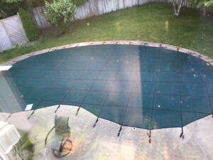 In-ground Pool Safety Cover