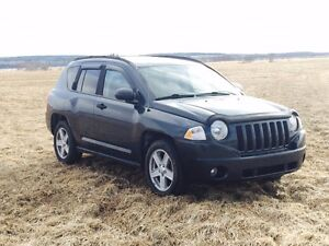 2007 Jeep Compasss with 2yrs Inspection and 149,700kms