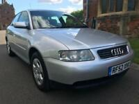 Audi A3 1.6 CLEAN EXAMPLE 5DR 12 MONTHS MOT LOTS SPENT CHEAP A3 BARGAIN BUY