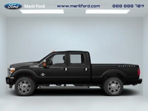 2013 Ford F-250 Super Duty Lariat  - Leather Seats -  Bluetooth