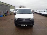 Volkswagen Transporter 2.0 Tdi Bmt 102 Startline Van T6 SWB DIESEL MANUAL (2016)