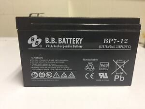 12V rechargeable battery for your fishfinder