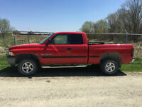 1999 Dodge Power Ram 1500 Pickup Truck... SOLD AS IS