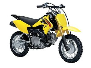 2016 Suzuki DR-Z70 - Off Road Dirt Bike