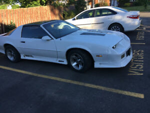 1991 Chevrolet Camaro Parts Car or Fixer Upper