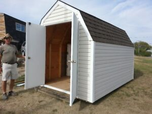 Very well built sheds for sale -Melville, Sask