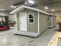 9x12 Shed fully Insulated & Wired, Ready to Go!!!