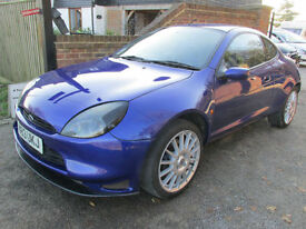 2000/W FORD PUMA 1.7 16V RACING , 60,000 MILES & FULL FORD HISTORY