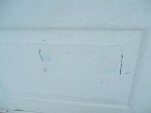 porte de garage 8 ' x 16' isolé  (légerement accidenté) Gatineau Ottawa / Gatineau Area image 7