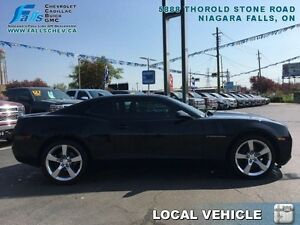 "2010 Chevrolet Camaro 2LT  2LT RS PACKAGE,20""ALLOYS,LEATHER,SUNR"