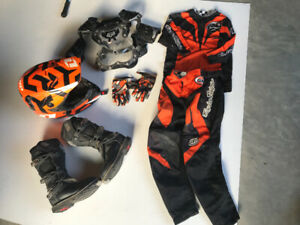 Youth Moto Cross Gear-Set