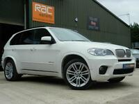 2010 BMW X5 XDRIVE40D M SPORT ESTATE DIESEL
