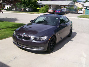 2007 bmw 335i coupe 6 speed manual nav
