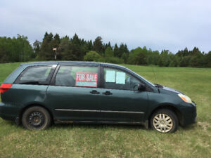 Toyota Sienna Van for Sale