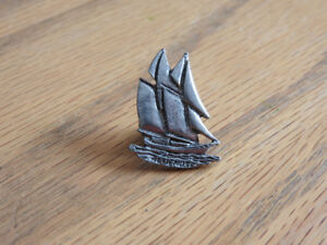 Bluenose Lapel Pin