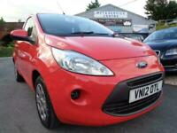 2012 12 REG FORD KA EDGE 1.2