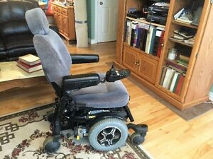 Quantum Series Mobility Electric Powered Wheel Chair