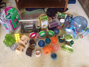 Lots of Hamster Accessories Starting at $5 Exc Condition