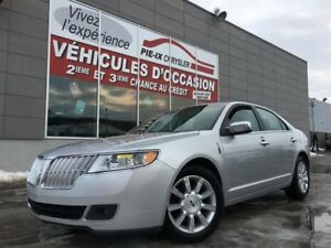 Lincoln MKZ 4dr Sdn FWD+CUIR+MAGS+WOW! 2011