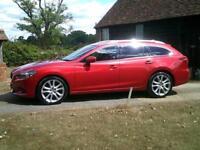 2013 Mazda Mazda6 2.2 TD SKYACTIV-D Sport Tourer 5dr