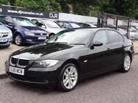 2005 05 BMW 3 SERIES 2.0 320D SE 4D AUTO 161 BHP DIESEL