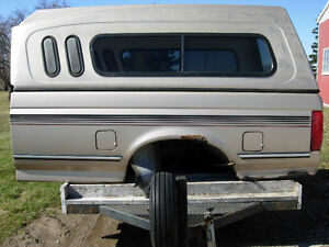 1987 to 1996 Ford TRUCK BOXES - 4 Boxes available