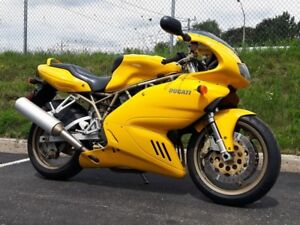 1999 Ducati Supersport 750 SS