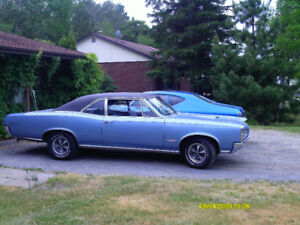 looking for 66/67 Lemans, Tempest or GTO roof & deck lid