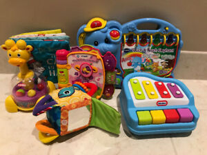 Assortment of Baby / Toddler Toys