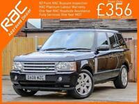 2008 Land Rover Range Rover 3.6 TDV8 Turbo Diesel 4x4 4WD 6 Speed Auto Sunroof S