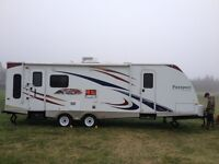 NEW PRICE - FOR SALE KEYSTONE PASSPORT TRAILER