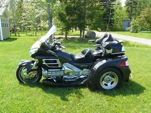 2010 HONDA GOLDWING CUSTOM TRIKE