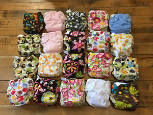 Blueberry Simplix Newborn Cloth Diapers