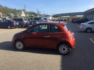 2013 Fiat 500 for only $6,495!!!  Finance for $39/wk OAC