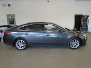 2013 TOYOTA AVALON XLE! NAVI! LEATHER! 1 OWNER! ONLY $16,900!!!!
