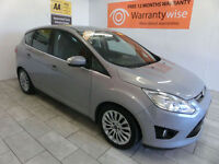 2011 Ford C-MAX 1.6 ( 125bhp ) Titanium ***BUY FOR ONLY £36 PER WEEK***